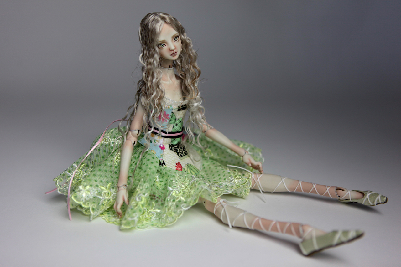 BJD Doll Sphinx Ball Jointed Forgotten Hearts FHDolls 36 15 Sphinx Nude #3
