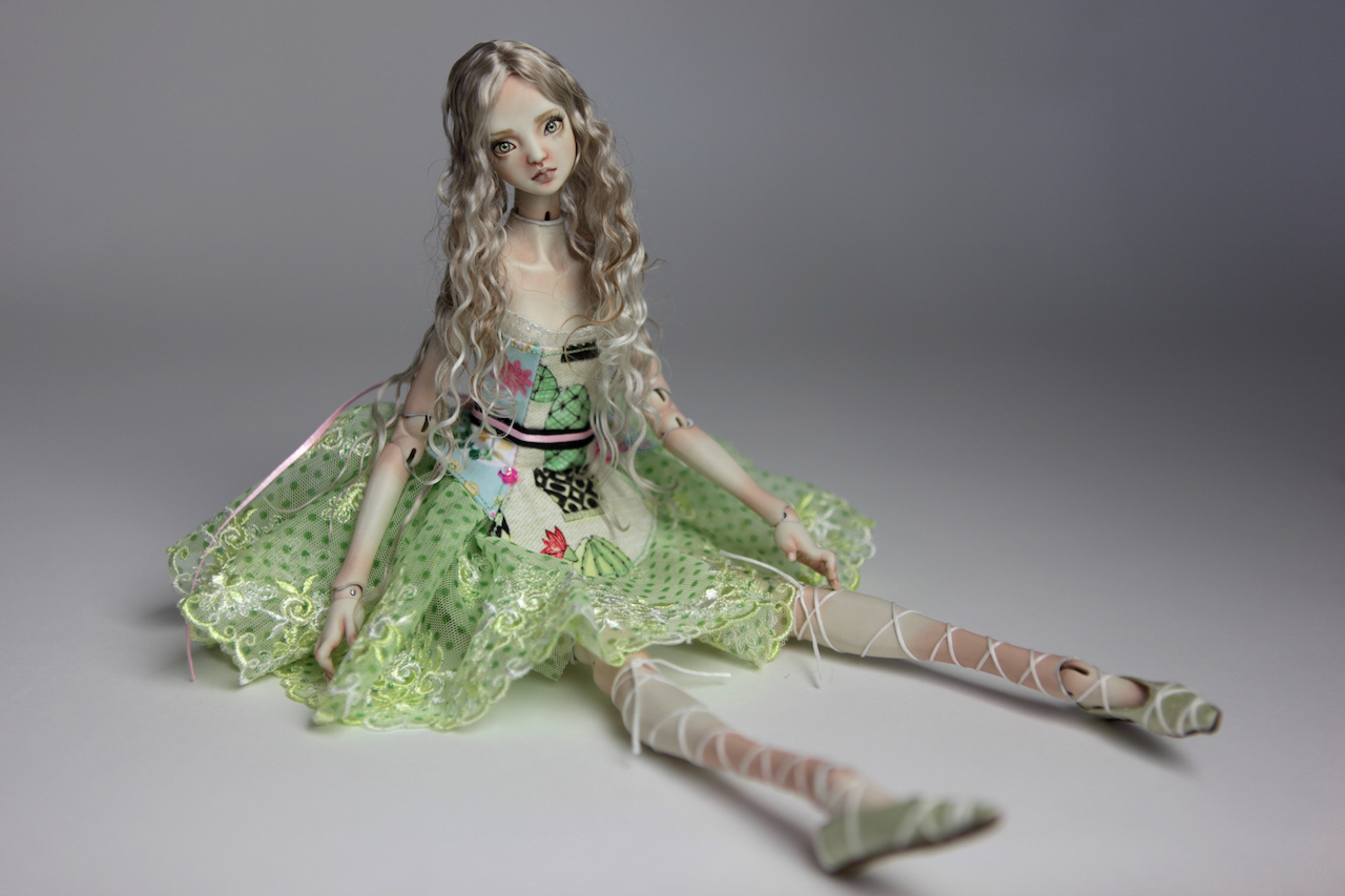 BJD Doll Sphinx Ball Jointed Forgotten Hearts FHDolls 37 15 Sphinx Nude #3