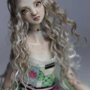 BJD Doll Sphinx Ball Jointed Forgotten Hearts FHDolls 38 300x300 Aruba & Algae New Fine Art BJD Mermaids