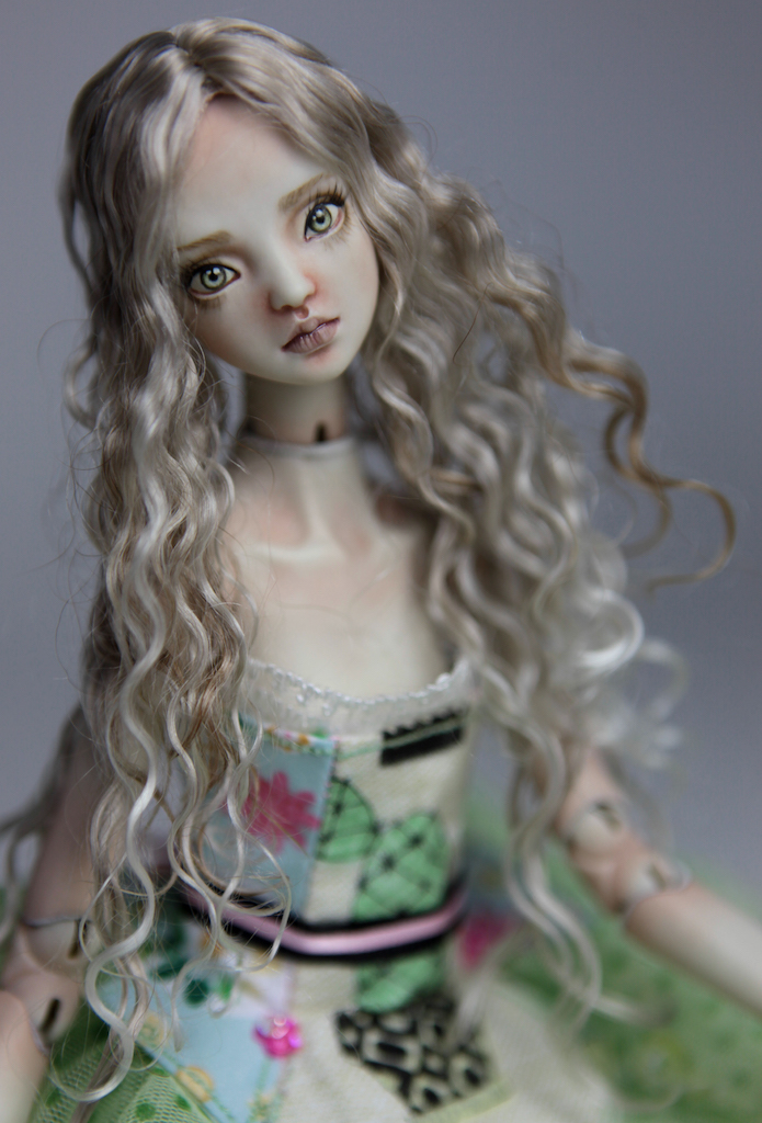 BJD Doll Sphinx Ball Jointed Forgotten Hearts FHDolls 38 15 Sphinx Nude #3