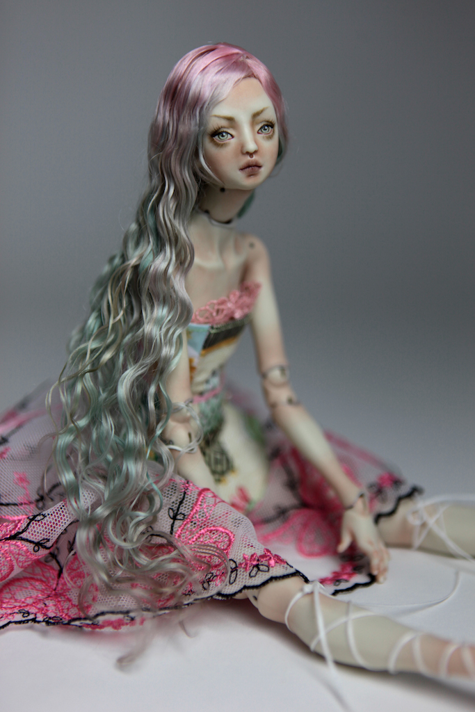 BJD Doll Sphinx Ball Jointed Forgotten Hearts FHDolls 39 Porcelain BJD Dolls | Forgotten Hearts Dolls