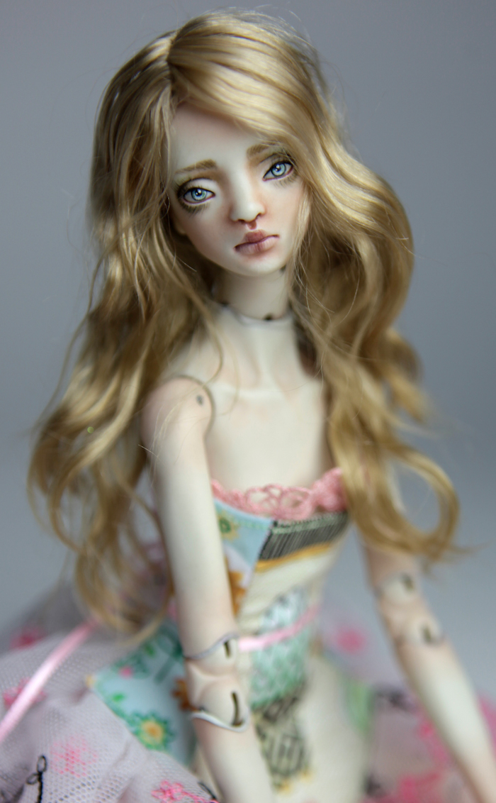 BJD Doll Sphinx Ball Jointed Forgotten Hearts FHDolls 42 Porcelain BJD Dolls | Forgotten Hearts Dolls