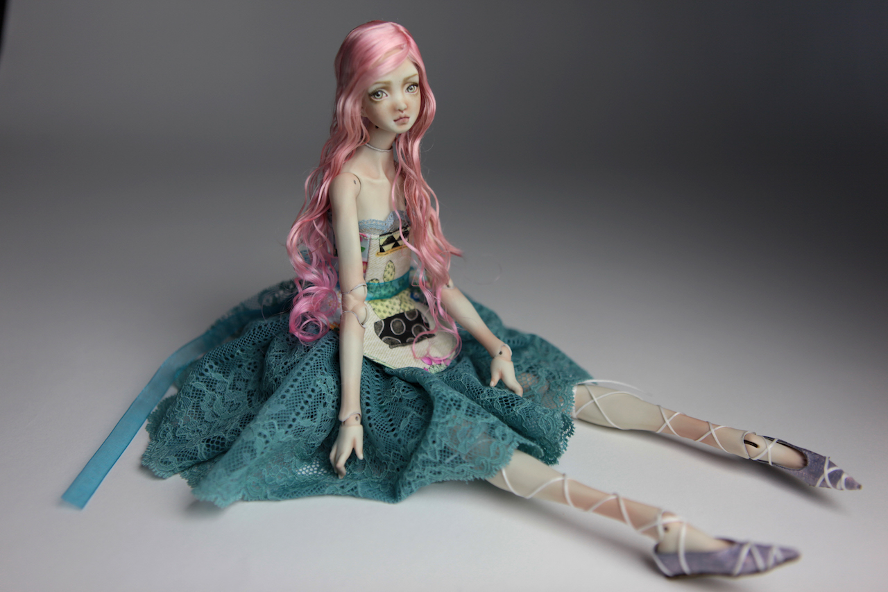 BJD Doll Sphinx Ball Jointed Forgotten Hearts FHDolls 46 Porcelain BJD Dolls | Forgotten Hearts Dolls