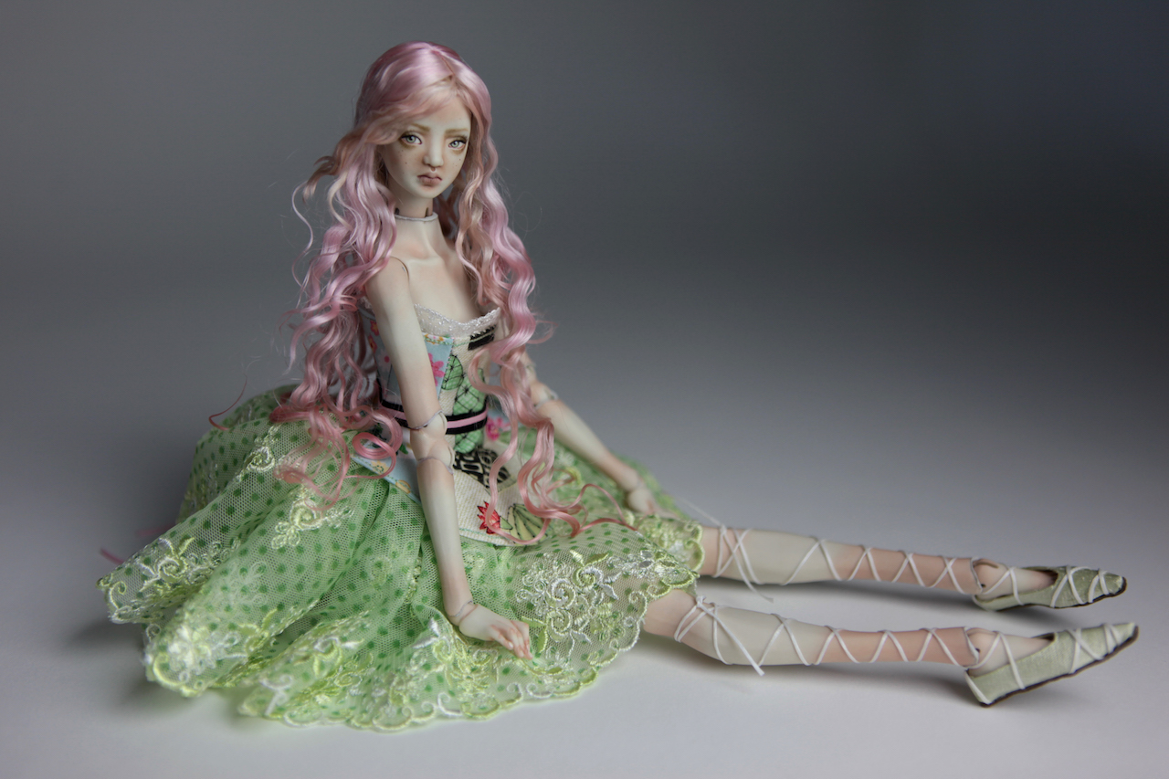 BJD Doll Sphinx Ball Jointed Forgotten Hearts FHDolls 53 New Sphinx Dolls and Dresses