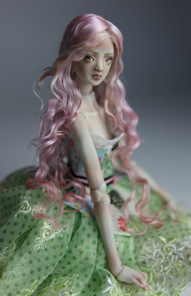 BJD Doll Sphinx Ball Jointed Forgotten Hearts FHDolls 54 Porcelain BJD Dolls | Forgotten Hearts Dolls