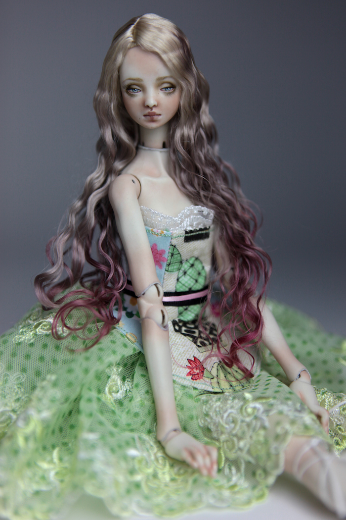 BJD Doll Sphinx Ball Jointed Forgotten Hearts FHDolls 55 New Sphinx Dolls and Dresses