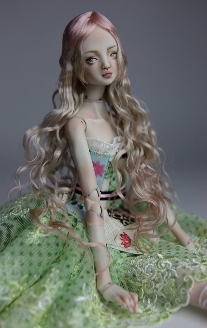 BJD Doll Sphinx Ball Jointed Forgotten Hearts FHDolls 58 New Sphinx Dolls and Dresses