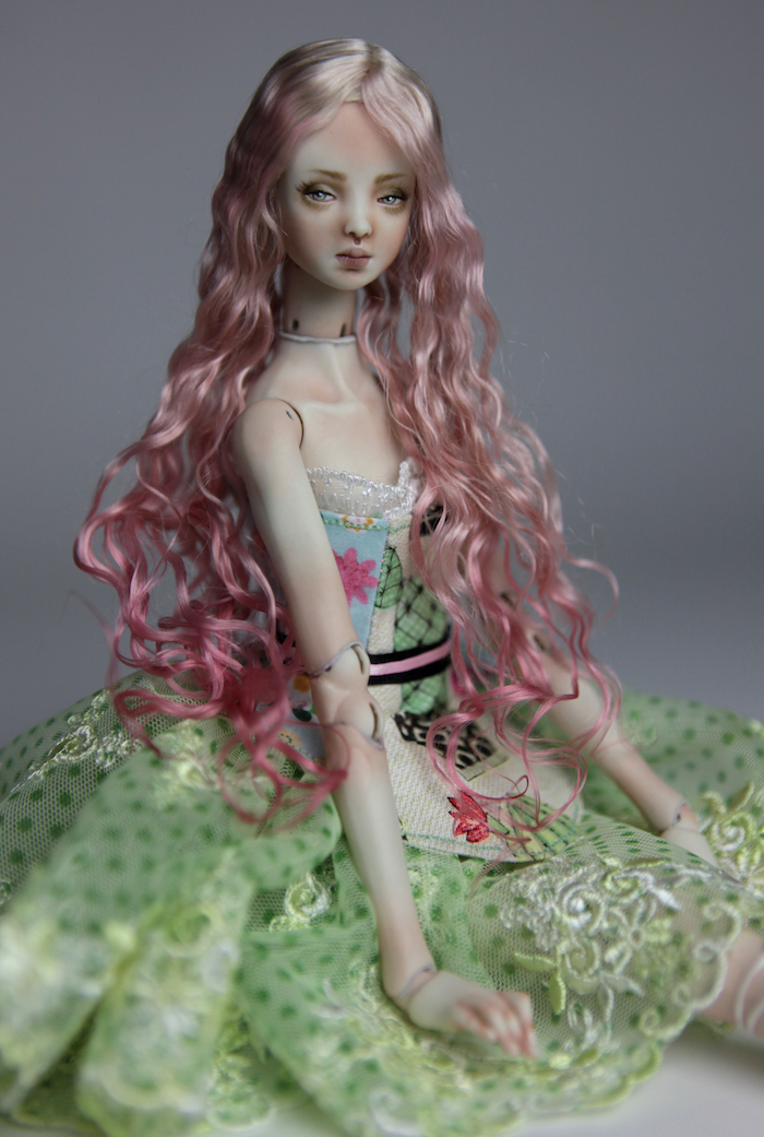 BJD Doll Sphinx Ball Jointed Forgotten Hearts FHDolls 61 New Sphinx Dolls and Dresses