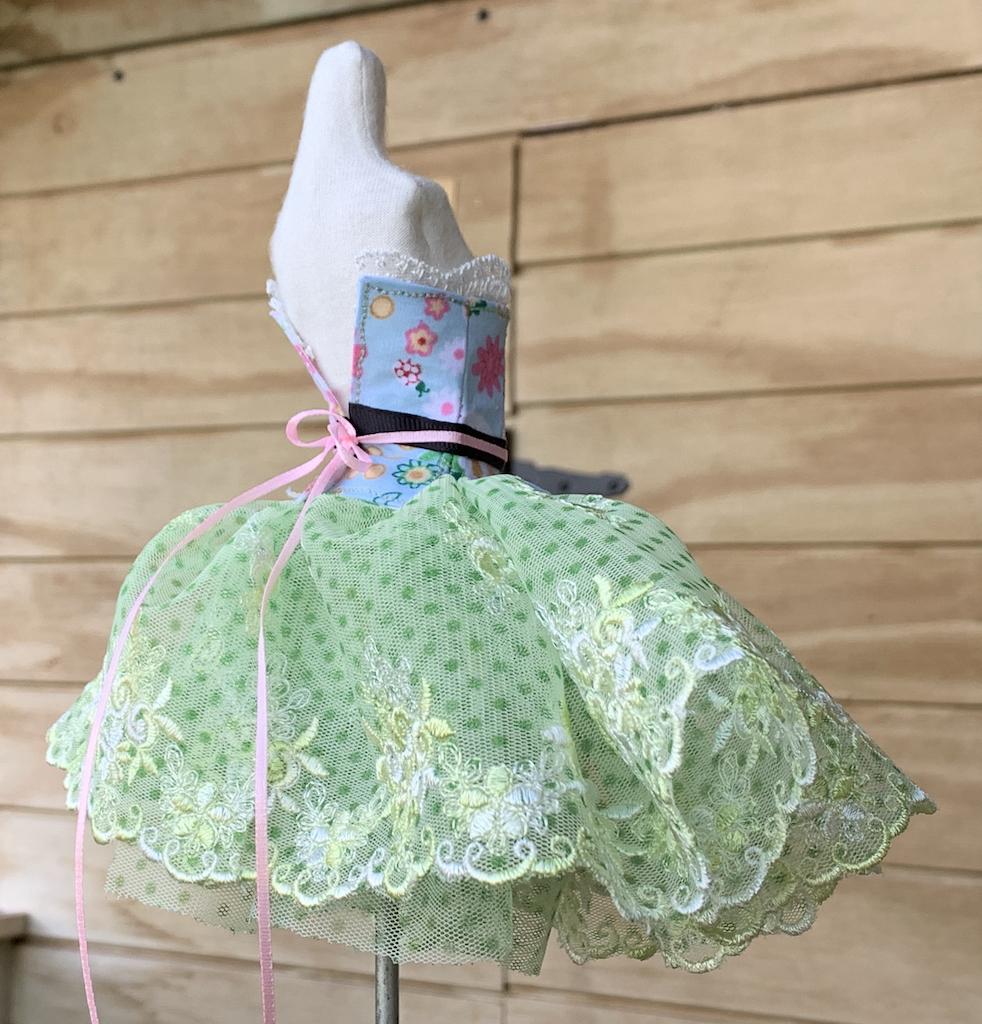 %name Cactus Princess Cut Dress #2