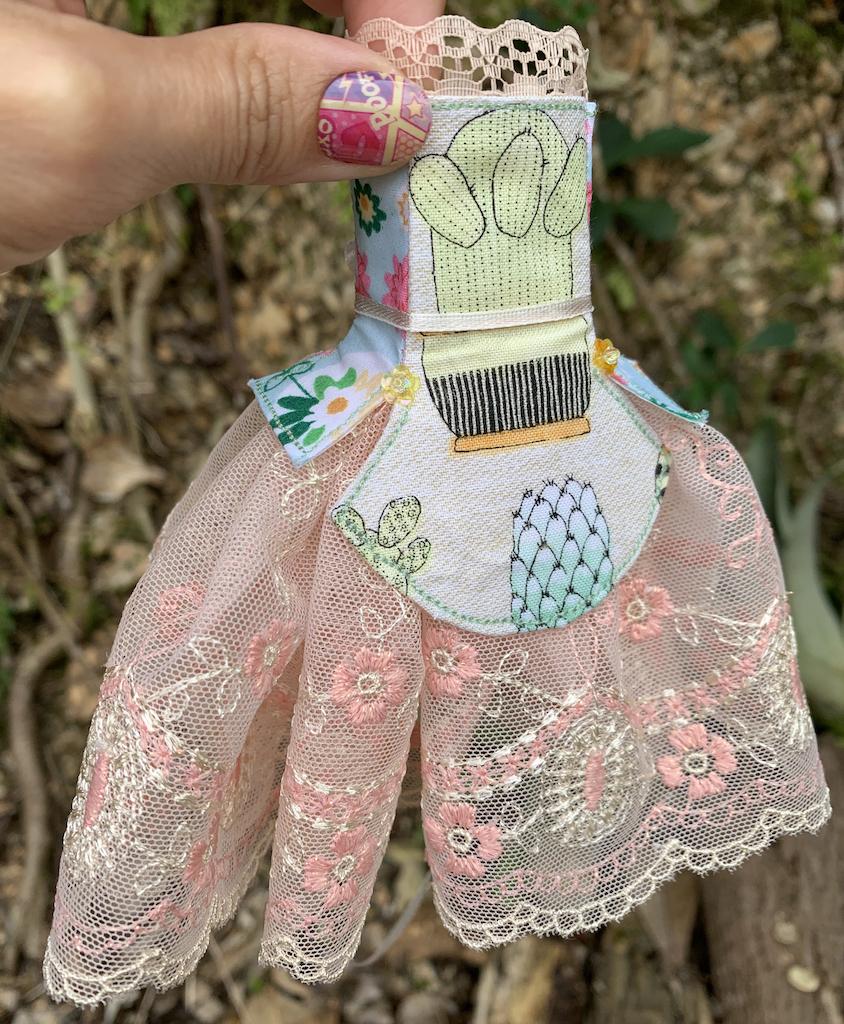 %name Cactus Princess Cut Dress #8