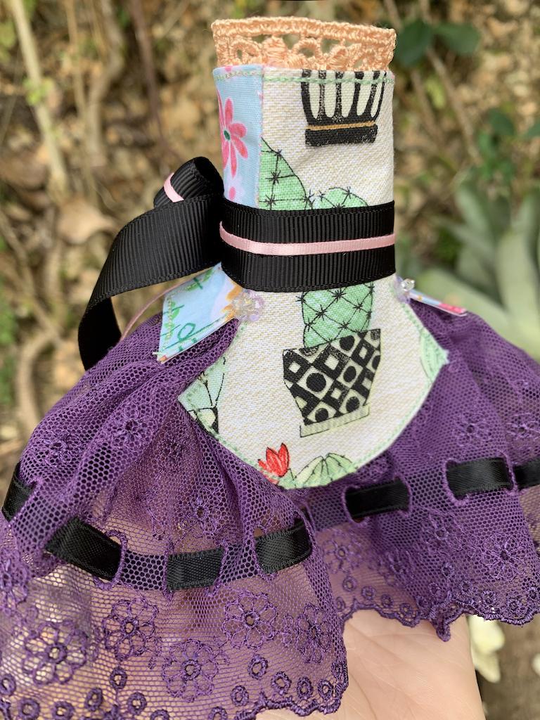 %name Cactus Princess Cut Dress #11