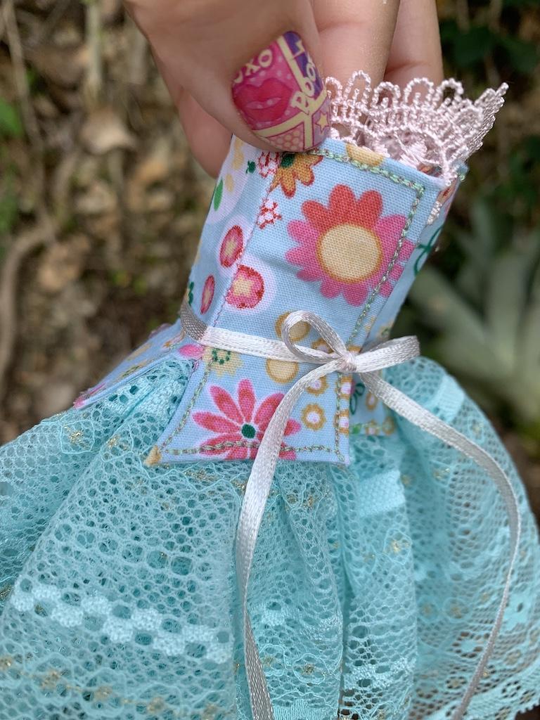 %name Cactus Princess Cut Dress #12
