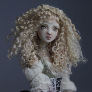 CGM Curly Girl Method Wigs BJD Doll Ball Jointed Forgotten Hearts Party Hats Clown Hats FHDolls 35 300x300 Wigs