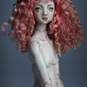 CGM Curly Girl Method Wigs BJD Doll Ball Jointed Forgotten Hearts Party Hats Clown Hats FHDolls 59 300x300 Wigs