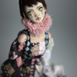 Clown Harlequin BJD Doll Ball Jointed Forgotten Hearts Party Hats Clown Hats FHDolls 61 300x300 Pandora & Zelda